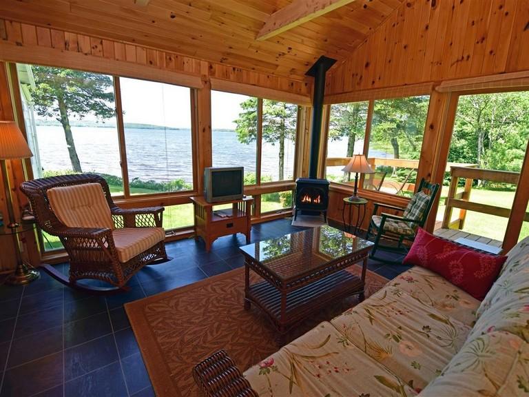 Acadia National Park Accommodations