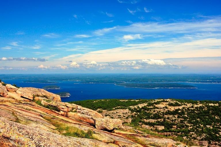 Acadia National Park Address