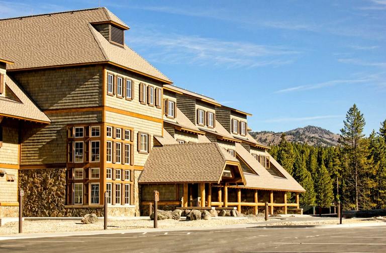 Accommodation Near Yellowstone National Park