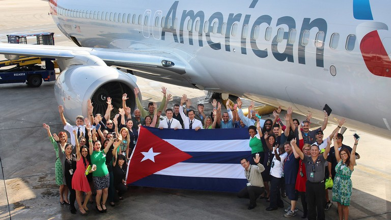 Airlines Traveling To Cuba