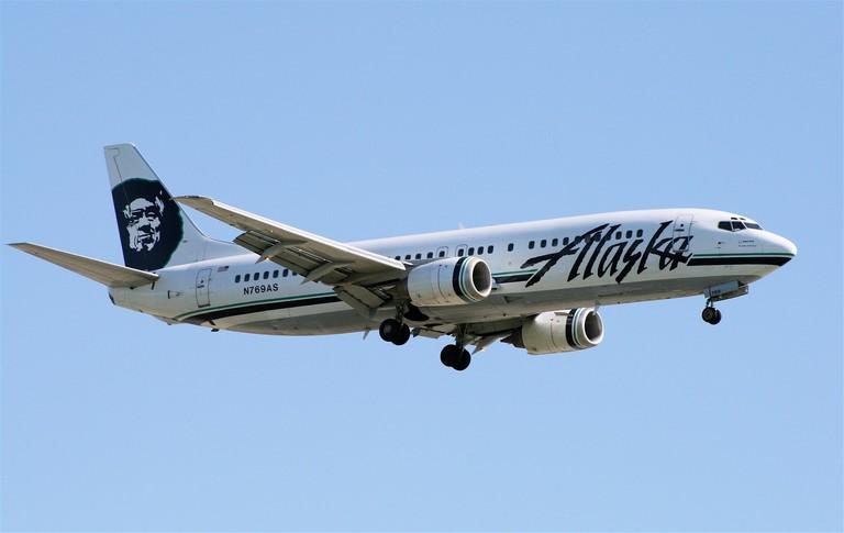 Alaska Airlines Award Travel