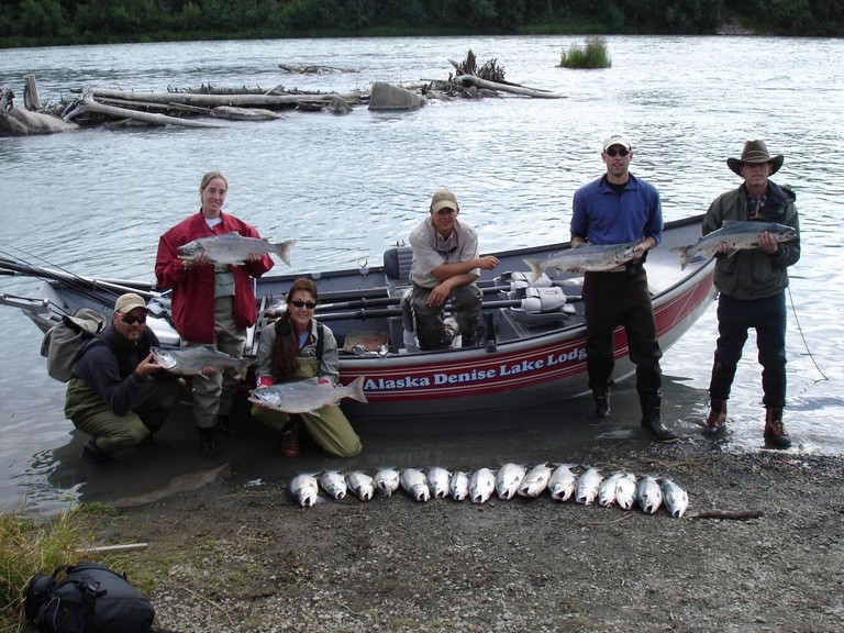 Alaska Fishing Vacation Packages