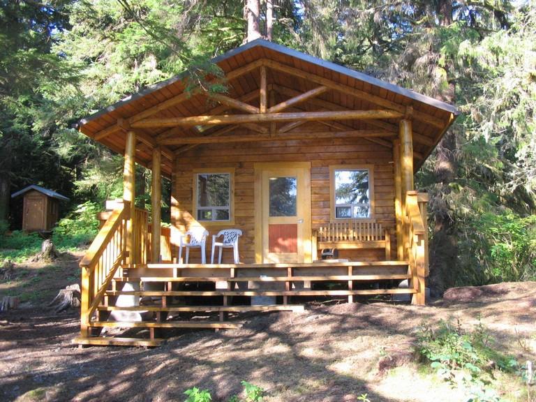 Alaska Forest Service Cabins