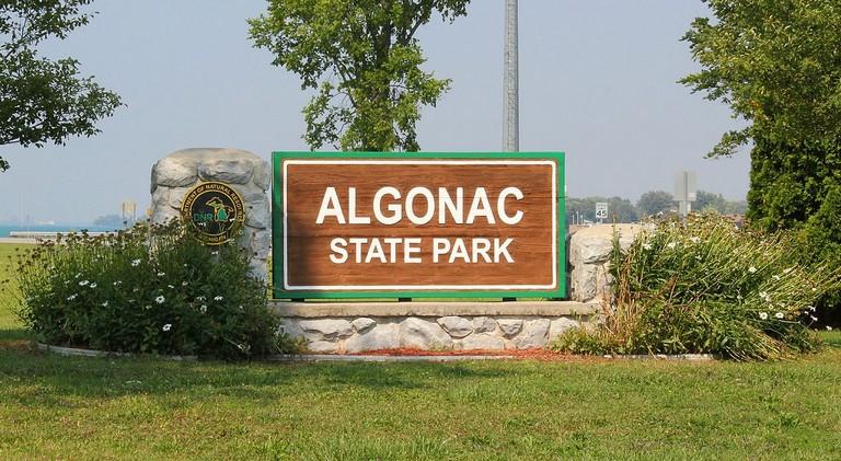 Algonac State Park