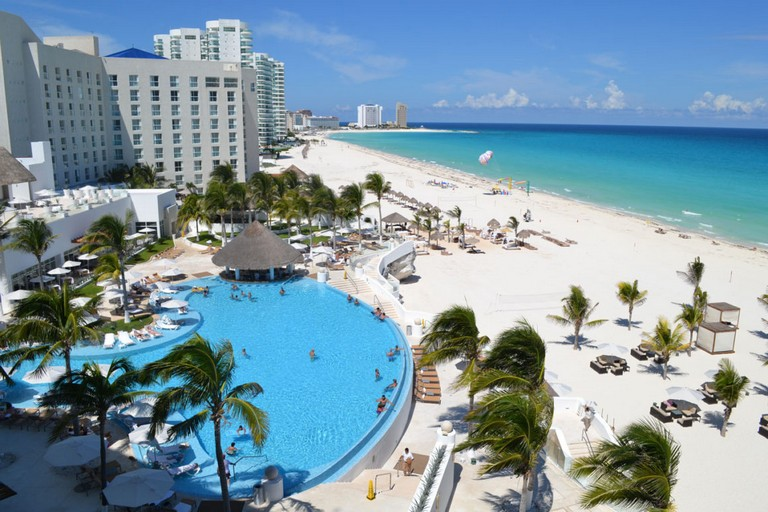 All Inclusive Resorts Cancun Packages