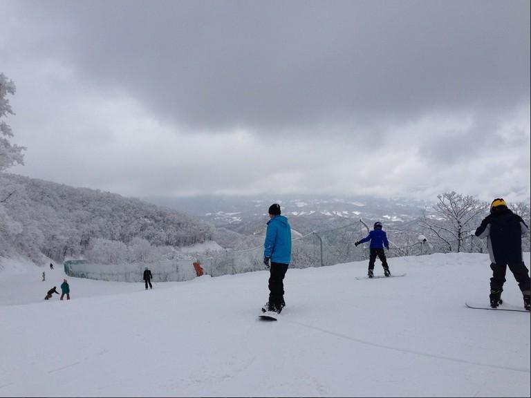 Alpine Mountain Ski Resort