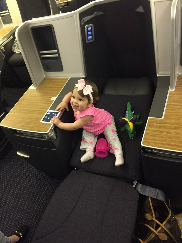 American Airlines Traveling With Infant
