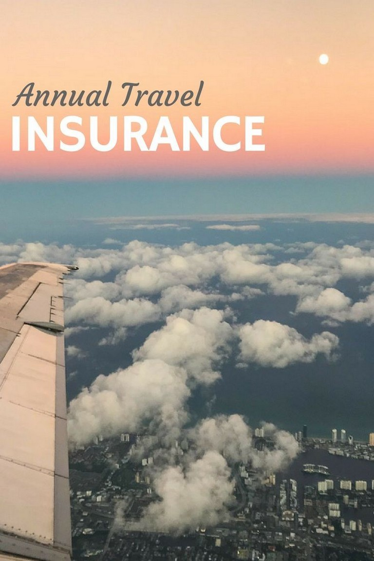 Annual Travel Insurance Plans