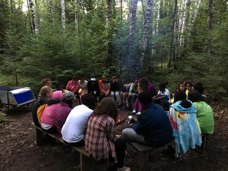 Apostle Islands Camping