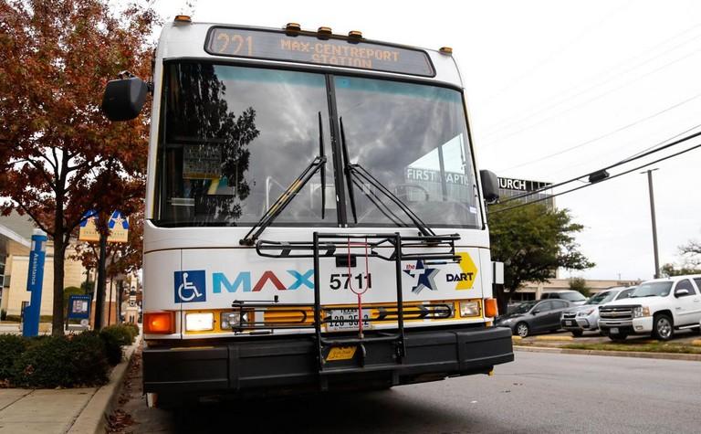 Arlington Tx Public Transportation