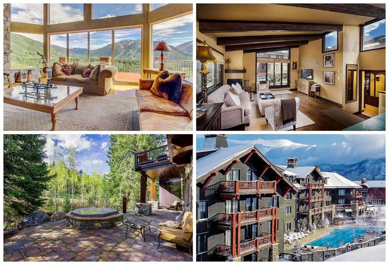 Aspen Colorado Cabin Rentals Luxury Vacations In Colorado