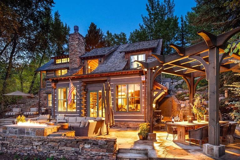 Aspen Colorado Cabin Rentals Aspen Log Cabin Colorado Greater Aspen