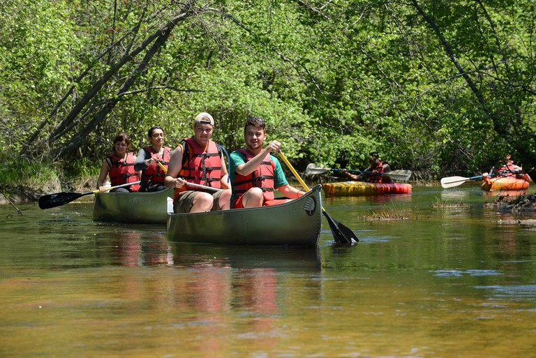 Atsion Lake Cabin Rentals Pine Barrens Canoeing Kayaking And Hiking Canoe Rentals