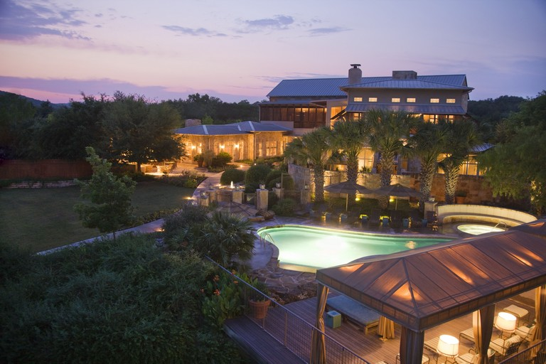 Austin Hill Country Resorts