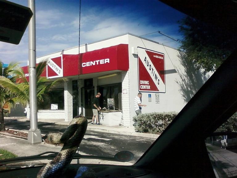 Austin's Dive Shop