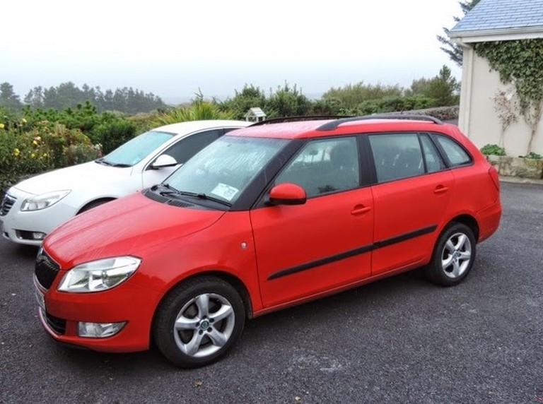 Automatic Car Rental Ireland