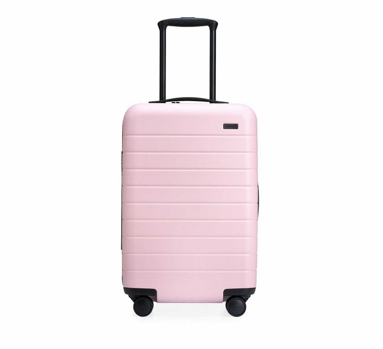 Away Travel Promo Code Fresh Away Travel Carry On Suitcase In Pop & Suki Pink