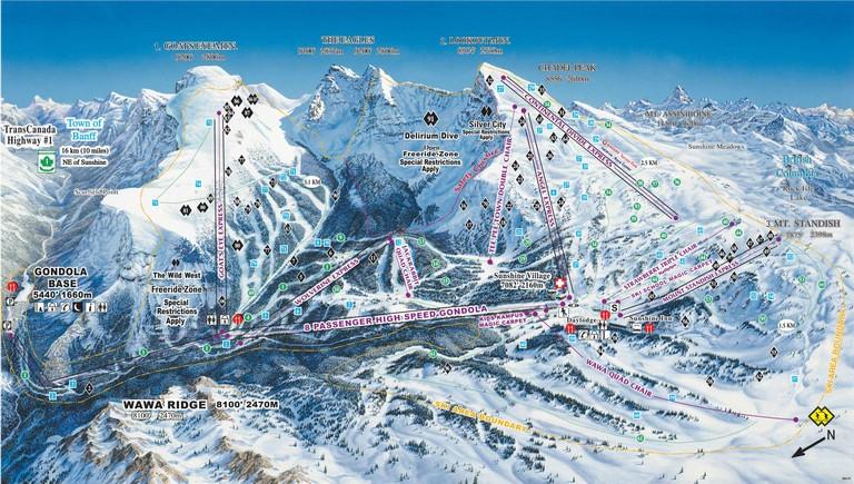 Banff Canada Ski Resort