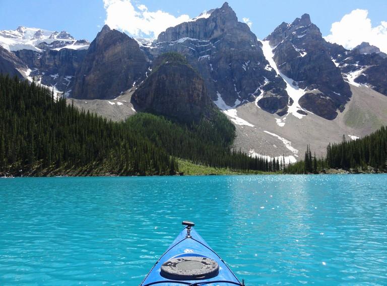 Banff To Glacier National Park
