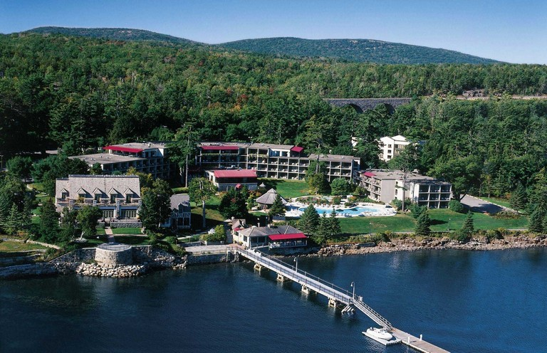 Bar Harbor Maine Hotels