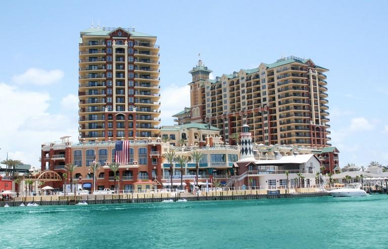 Beachfront Hotels In Destin Florida Emerald Coast