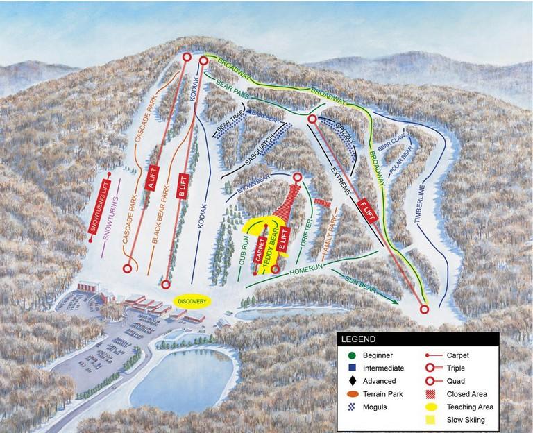 Bear Creek Ski Resort