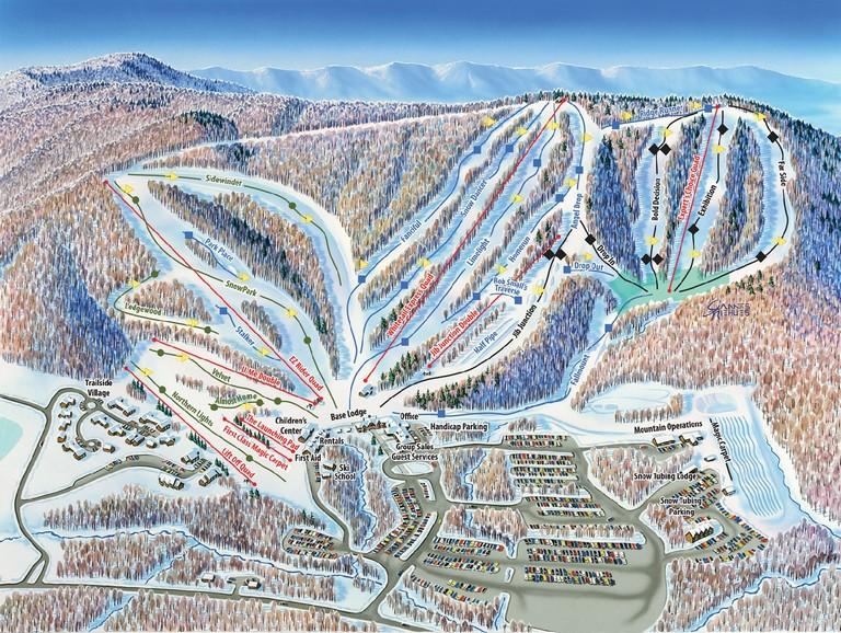 Bear Mountain Ski Resort Pa