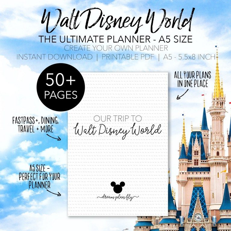 Become A Disney Vacation Planner
