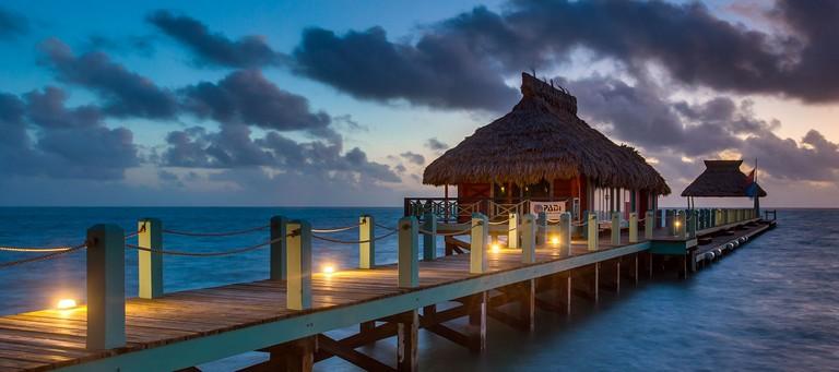Belize Dive Resorts