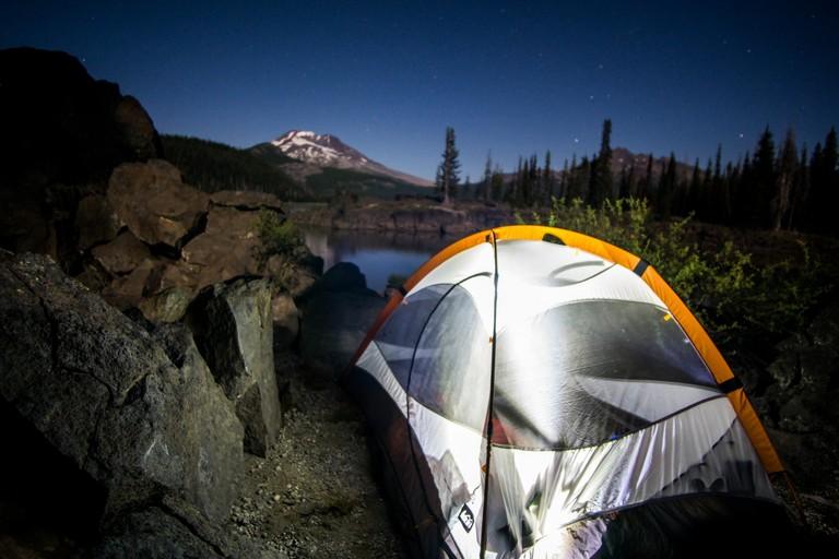 Bend Oregon Camping
