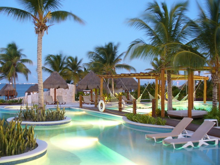 Best All Inclusive Adults Only Resorts In Cancun Mexico Excellence Playa Mujeres Cancun All Inclusive Resorts