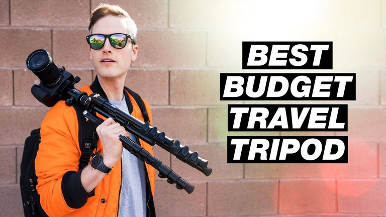 Best Budget Travel Tripod