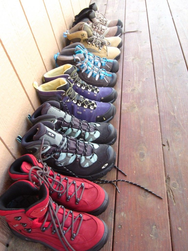 Best Hiking Boots For Backpacking