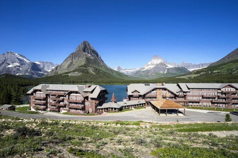 Best Hotels Near Glacier National Park
