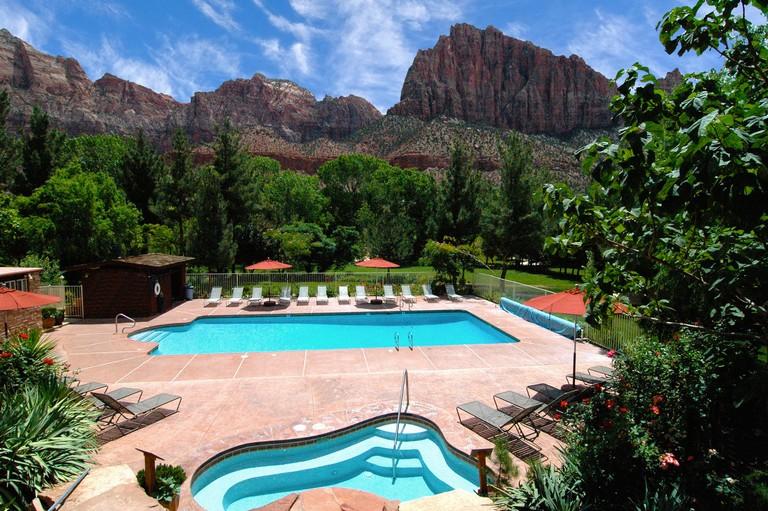 Best Hotels Near Zion National Park