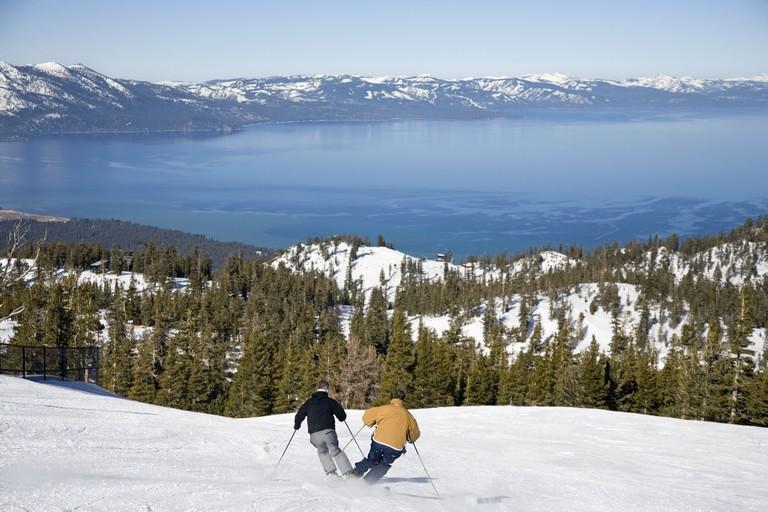 Best Lake Tahoe Ski Resorts