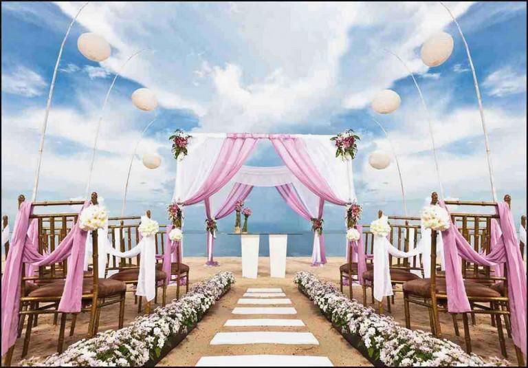 Best Places For Destination Weddings