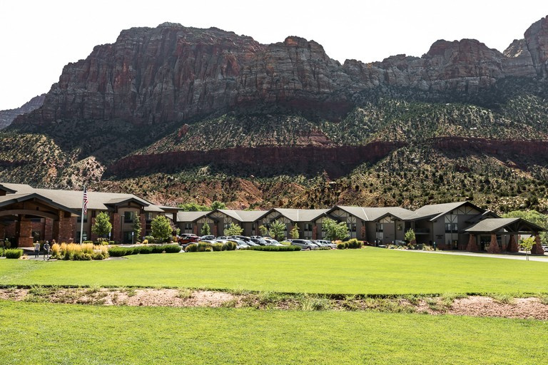 Best Places To Stay Near Zion National Park