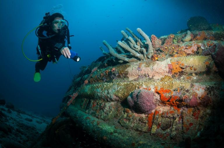 Best Scuba Diving Caribbean