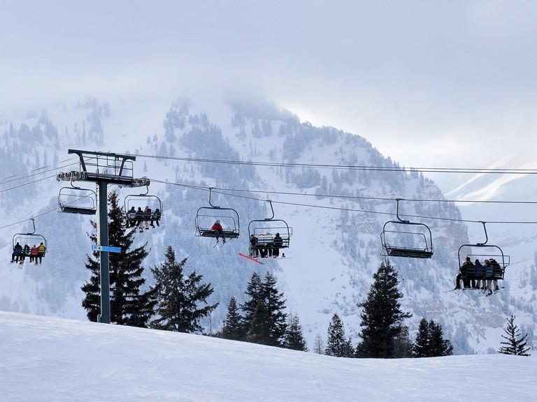 Best Ski Resort In Utah