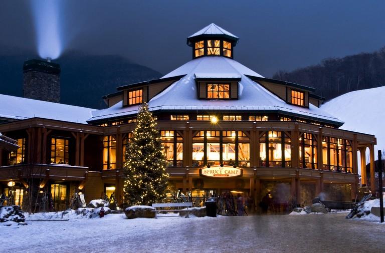 Best Ski Resorts In New England