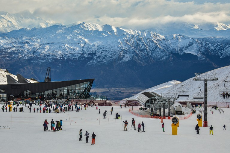Best Ski Resorts In New Zealand
