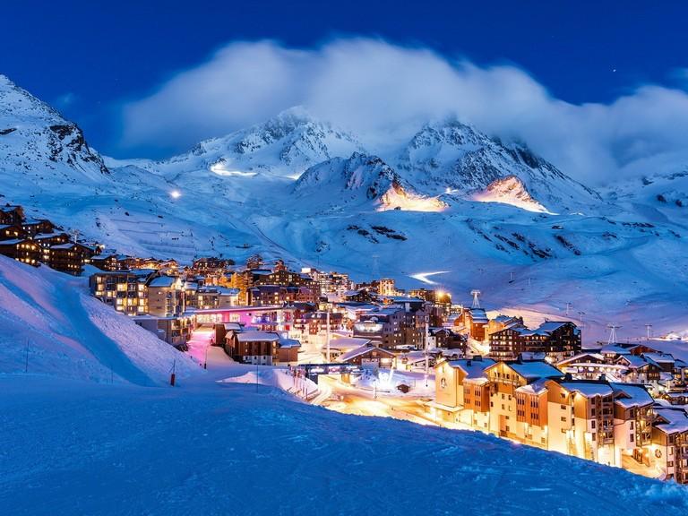 Best Ski Resorts In The Alps