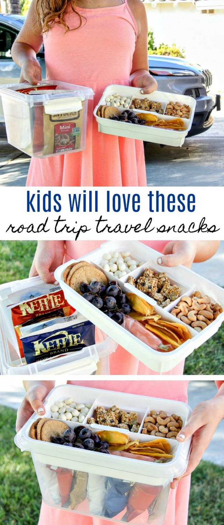 Best Snacks For Road Trip