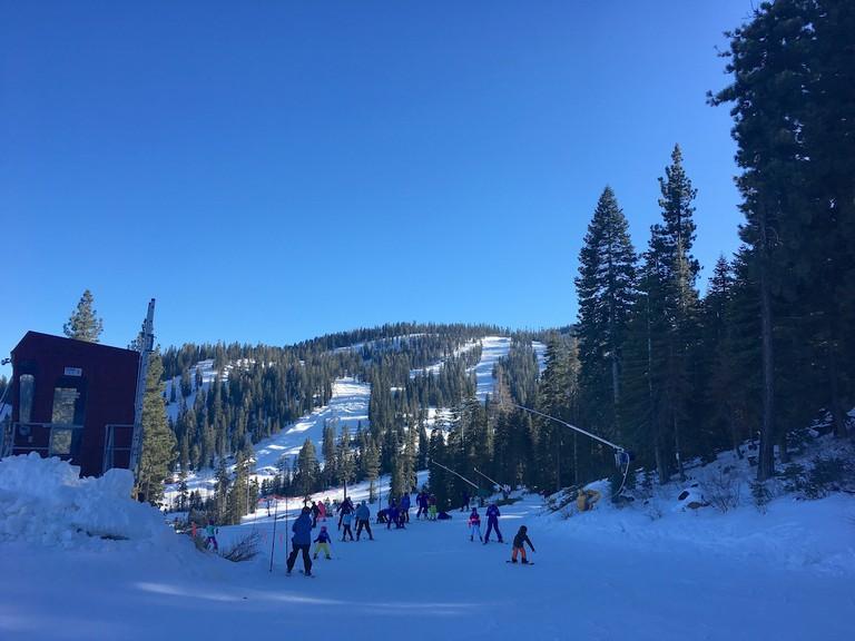Best Tahoe Ski Resort For Beginners