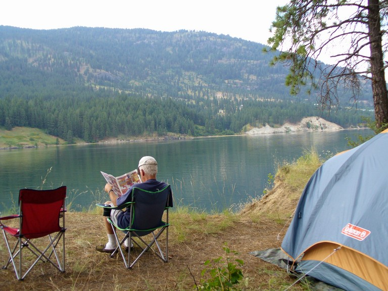 Best Tent Camping In Yellowstone