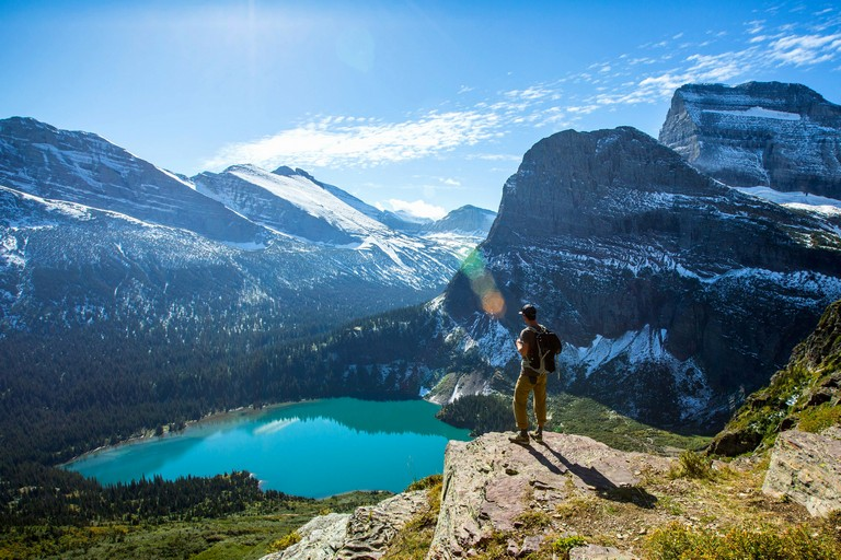 Best Time To Visit Montana Glacier National Park