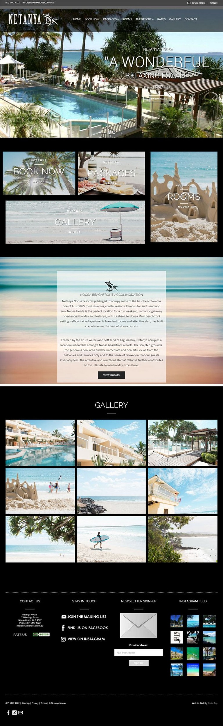 Best Tourism Websites