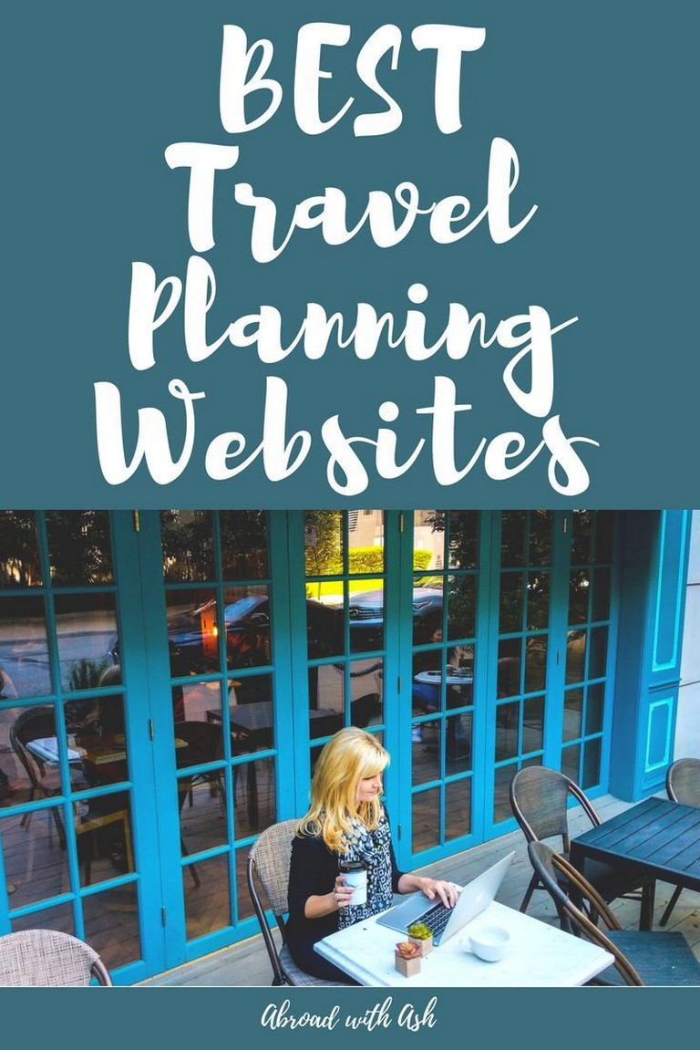 Best Travel Planning Websites