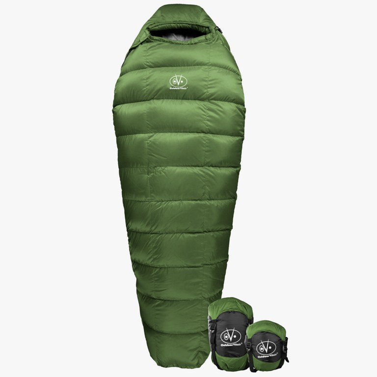 Best Zero Degree Sleeping Bag